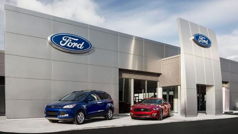Ford Motor Credit Payoff Address