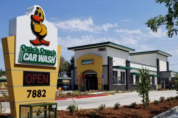 Quick Quack Car Wash Prices & Hours Of Operation Near me Location