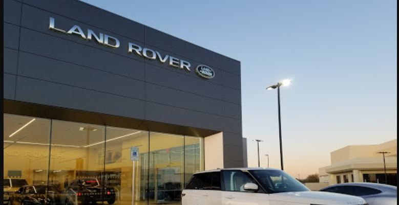 Land Rover Financial Group Payoff Address